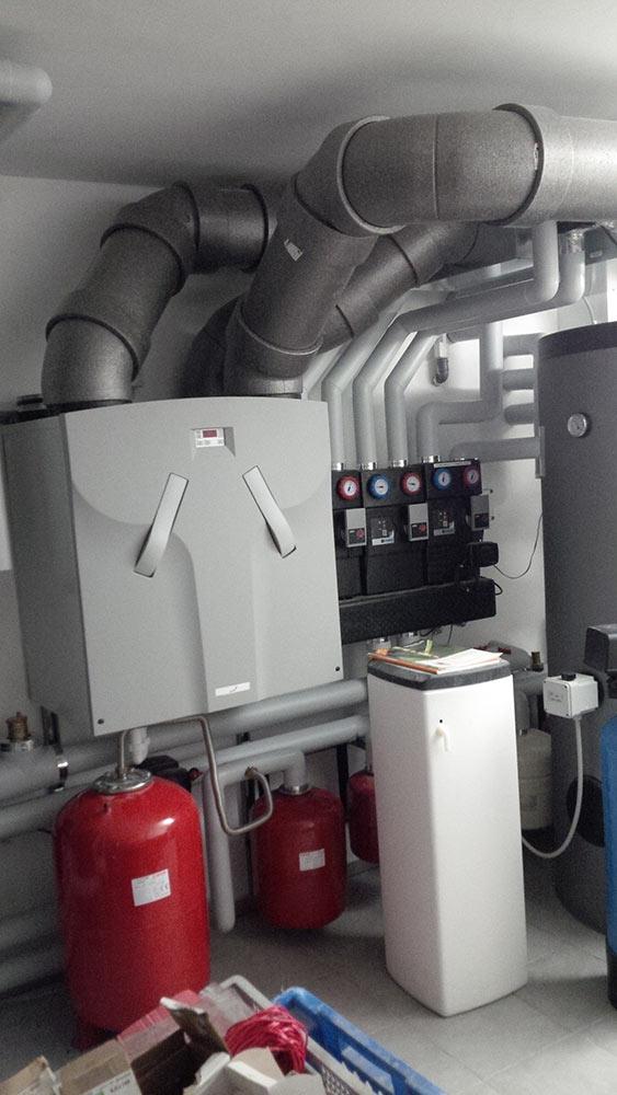 Ventilazione meccanica controllata a Prata di Pordenone
