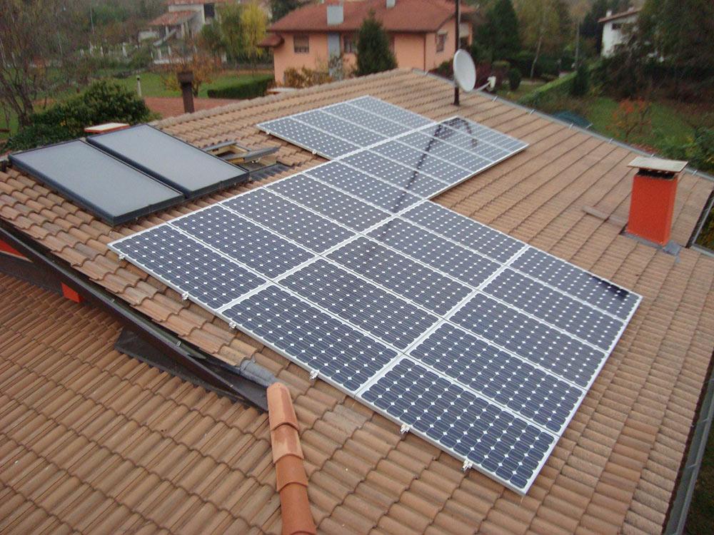 Pannelli solari a Portogruaro